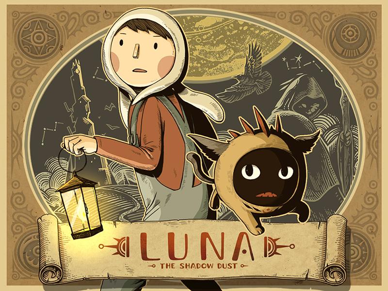 月影之塔 LUNA - The Shadow Dust