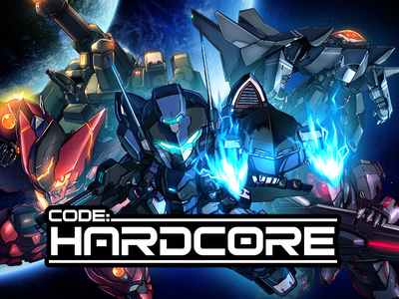 硬派机甲战斗!Code:HARDCORE(代号:硬核)