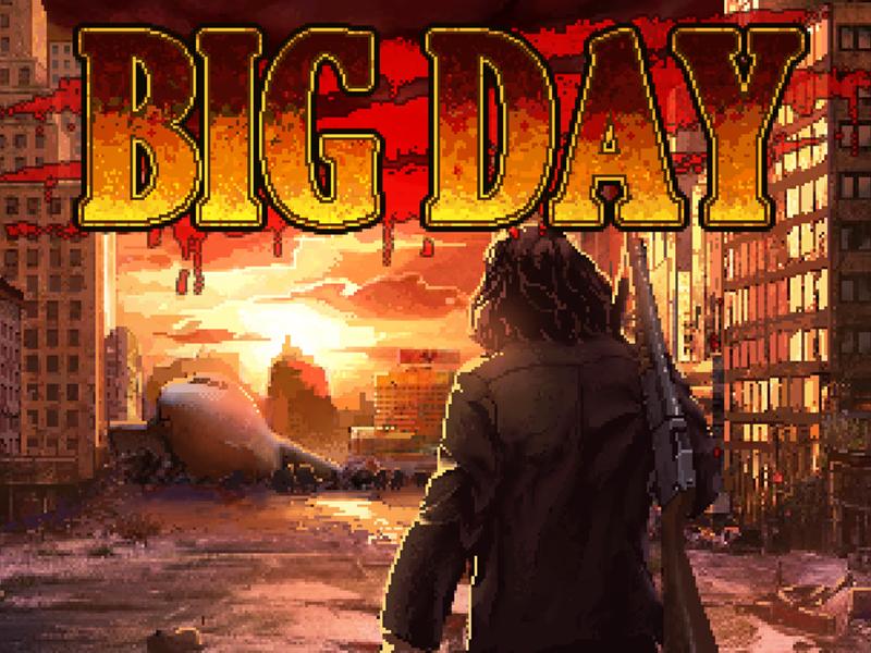 像素ARPG游戏Big Day
