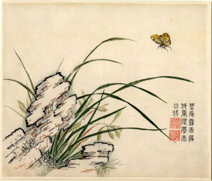 芥子园画谱,彩色版画,1701.jpg